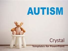 Top Autism Powerpoint Templates Backgrounds Slides And Ppt Themes Autism Powerpoint Template Free