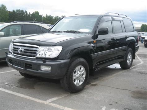 toyota land cruiser 2007 used 2007 toyota land cruiser photos 4200cc diesel