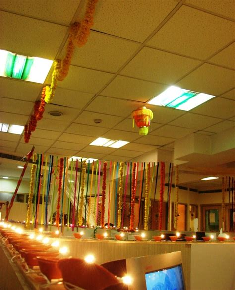 bay decoration themes for in office diwali celebration at office ideas and activities