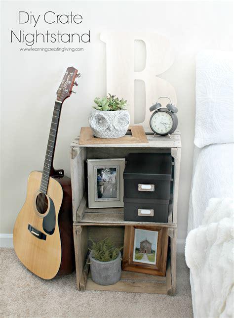 crate nightstand diy crate nightstand katelyn chantel