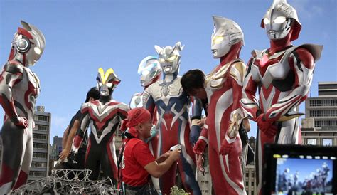 film ultraman ultraman ultraman finally makes it to us theaters in 2017 den of geek