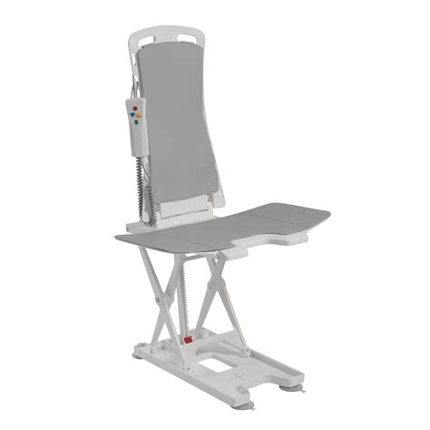 bathtub lift chair bellavita auto bath tub chair seat lift gray drive