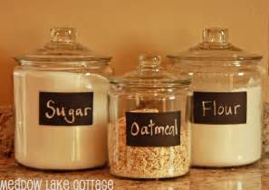 i can t find a canister set with the names sugar flour