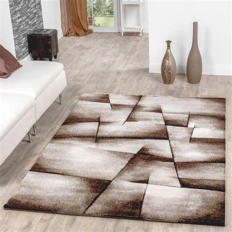 Teppich Wohnzimmer Braun by Teppich Beige Braun Wohnzimmer Teppiche Madeira Karo