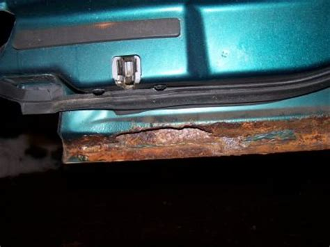 how to fix cars 1997 ford f150 parking system rust repair on door ford f150 forum