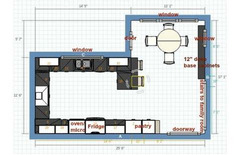 Ikea Kitchen Designs kitchen layout again island or peninsula