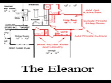 Floor Plans with Apartment above Garage Plans Floor Plans