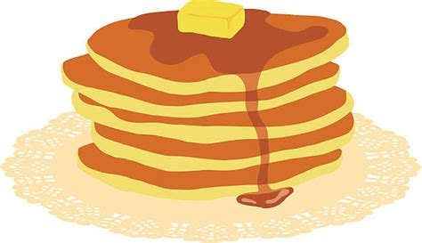 pancake clipart pancake clipart vector pencil and in color pancake