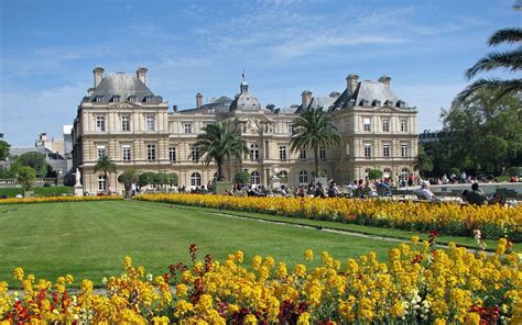 Best Ornaments For Christmas Tree by Paris France Luxembourg Gardens 1440x900 World Inside