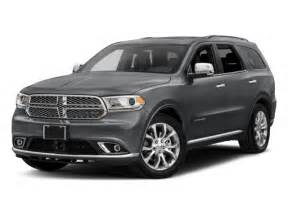 Dodge Suvs New 2017 Dodge Durango Prices Nadaguides