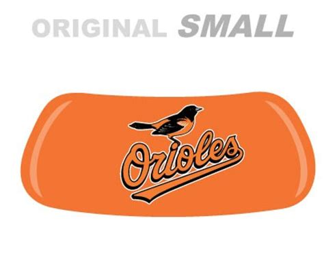 orioles colors baltimore orioles club color original small eyeblack