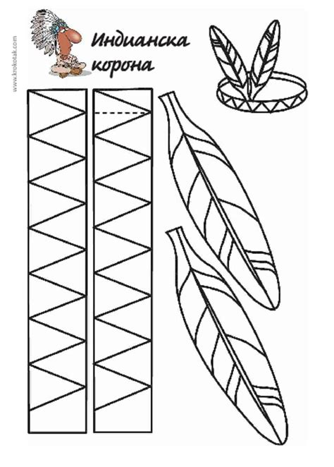thanksgiving printable cut out crafts 17 best images about native american crafts for kids on