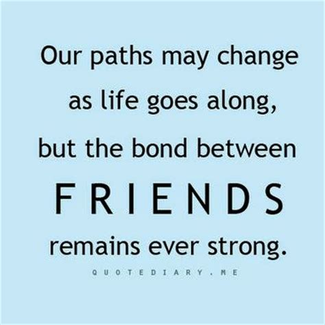friendship bond quotes our friendship bond quotes quotesgram
