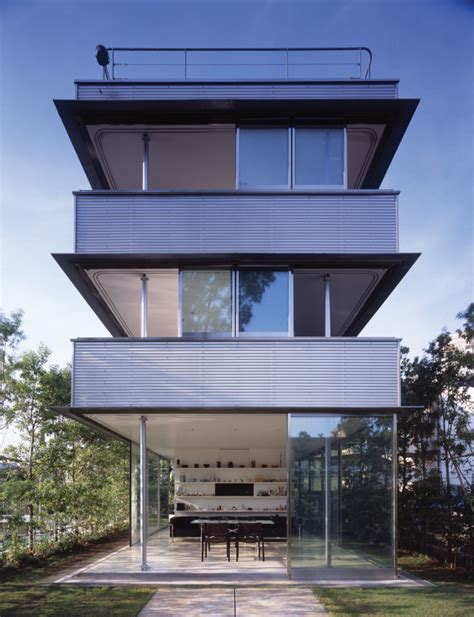 house wall wall less house tezuka architects archdaily