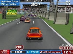 Nascar american racing free online racing game