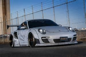 Porsche Widebody Get Ready For The Liberty Walk Porsche 911 997