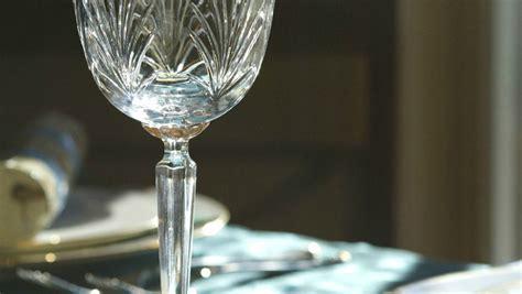bicchieri di cristallo calici di cristallo un brindisi di vera classe dalani e
