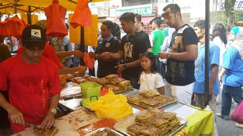 Cheese Di Pasar Raja Murtabak Terus Gah Di Bazar Ramadan Ttdi Jamu