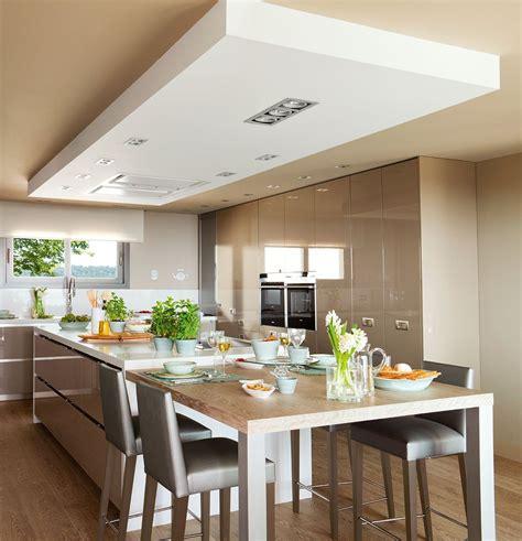 claves  elegir la campana de tu cocina campanas de cocina techos de cocina  cocinas