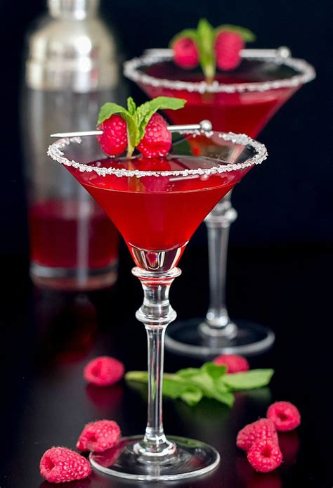 christmas liquor berry merry martini