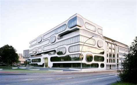 Best Architecture Firms In The World by J Mayer H Architizer