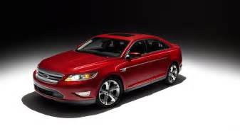 2010 Ford Taurus Sho For Sale Chicago 09 2010 Ford Taurus Sho Unveiled With 365 Hp