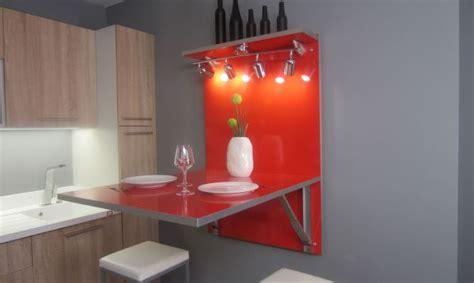 mesa abatible para cocina