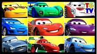 Final Races To Cars Lightning McQueen  Fast As