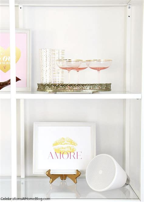 decorating shelves in the dining room celebrations at home decorating shelves in the dining room celebrations at home