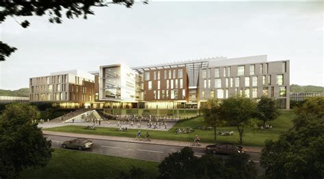 design engineer university college of engineering and applied sciences building for