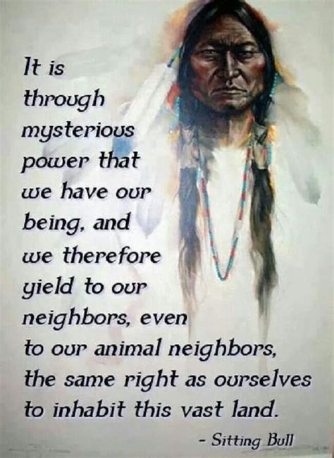 sitting bull quotes from chief sitting bull quotesgram