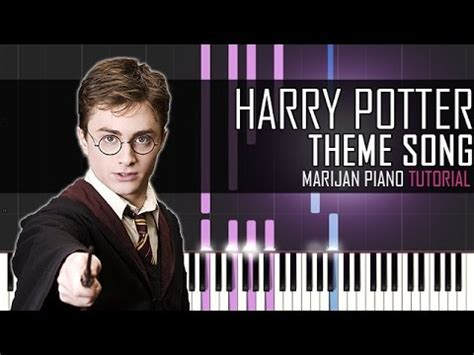 tutorial piano harry potter how to play harry potter theme song piano tutorial