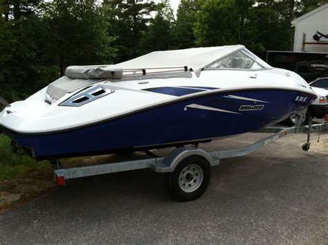 sea doo boats challenger sea doo challenger 180se boat for sale from usa
