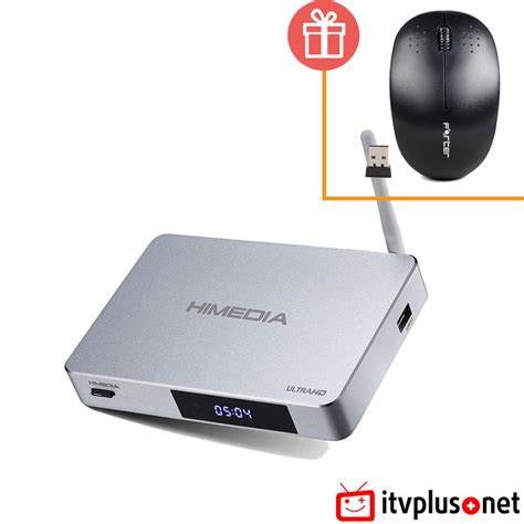 Himedia Q5 Pro himedia q5 pro dolbyvision 4k android 5 1 android box
