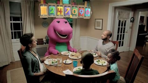 Sprout 1 7 End sprout channel shop tv commercial dinner with barney ispot tv