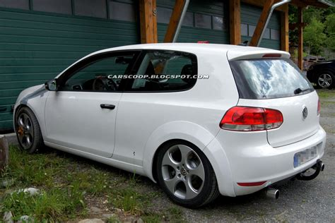 vw golf gti  golf  mk test mules scooped  germany