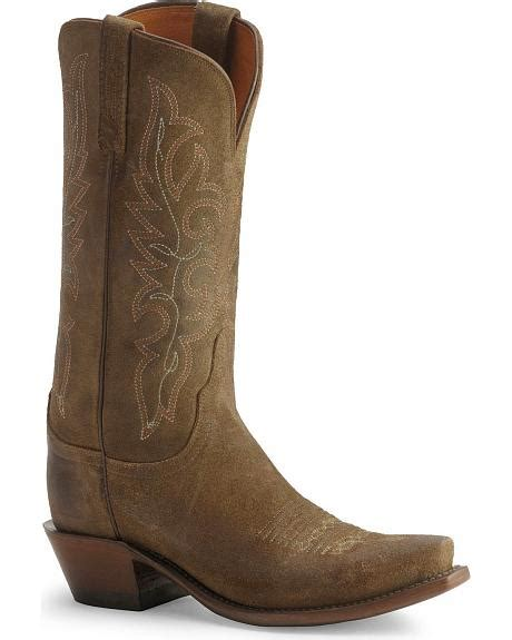 Lucchese Handcrafted 1883 - lucchese handcrafted 1883 burnished comanche boots snip