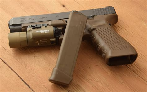 Glock Gun Clip Brown earth glock magazines the firearm blogthe firearm