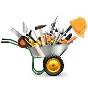 vector construction tools illustration set 04 vector