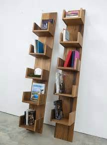 Simple Bookshelves Designs Simple Wooden Bookshelf Design Home Design Elements