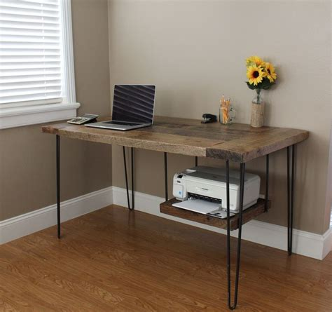desk with printer shelf best 25 printer storage ideas on desk