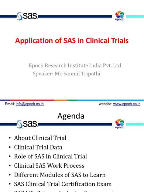 clinical sas