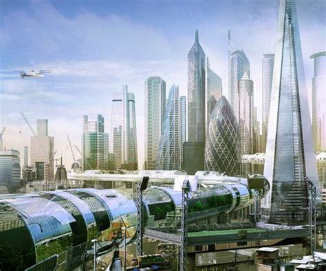 architetture citt visioni riflessioni future london futuristic city future architecture simon kennedy factory fifteen