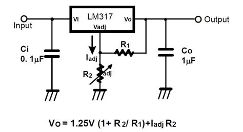 fungsi transistor regulator fungsi transistor variabel 28 images regulator tegangan variable lm317 ilmu elektronika