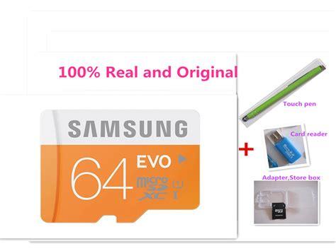 Micro Sd 16gb Samsung Evo original 100 genuine samsung tf micro sd card class 10