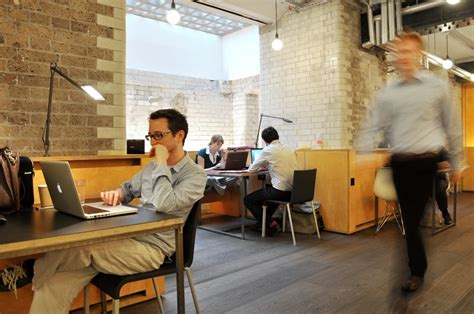 Cool Workspaces 10 recommended co working spaces for freelancers in london