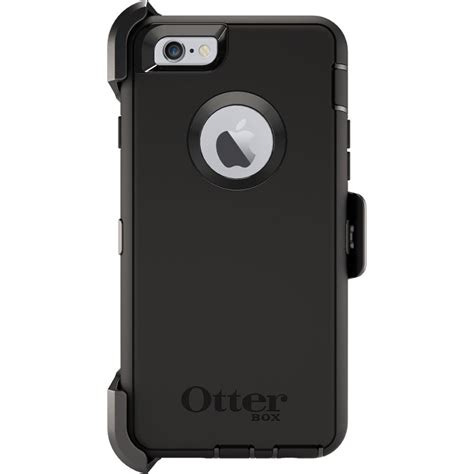 Otterbox Defender Series Iphone 6 Black otterbox defender series w drop protection clip for iphone 6 6s black ebay