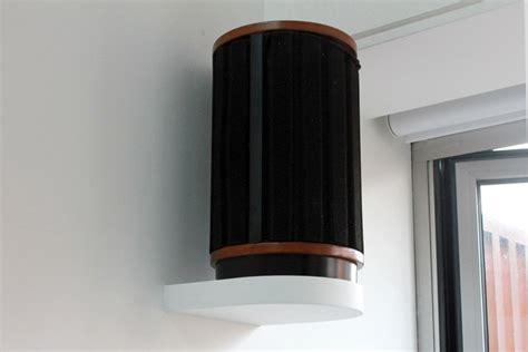 Speaker Shelf by Bernard Elsmere Design Staircase And Record Shelving