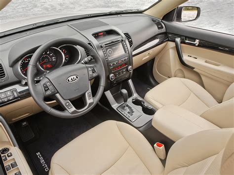 2013 Kia Lx Interior 2013 Kia Sorento Price Photos Reviews Features