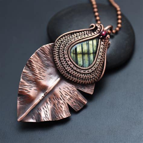 wrap jewelry wire wrap necklaces and pendants jewelry